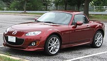 Mazda MX-5 - Wikipedia, the free encyclopedia