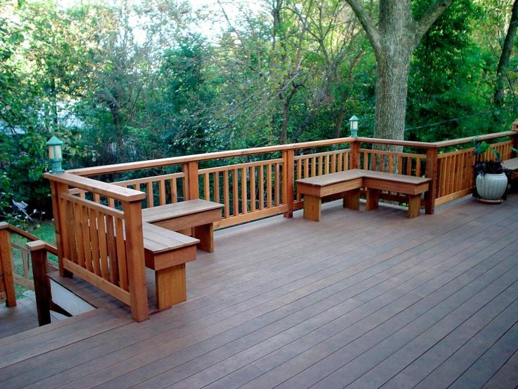 HGTV presents decks for every lifestyle with tips on care and maintenance.