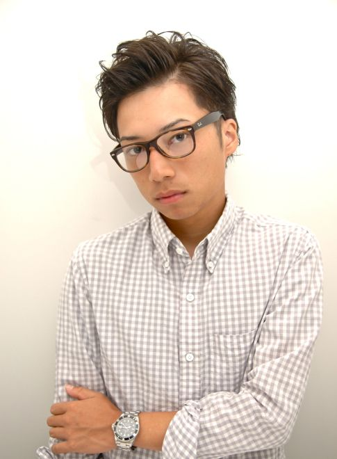 OWL 2014 A/W #41 【OWL】 http://beautynavi.woman.excite.co.jp/salon/27142?pint ≪ #menshair #menshairstyle・メンズ・ヘアスタイル・髪形・髪型≫