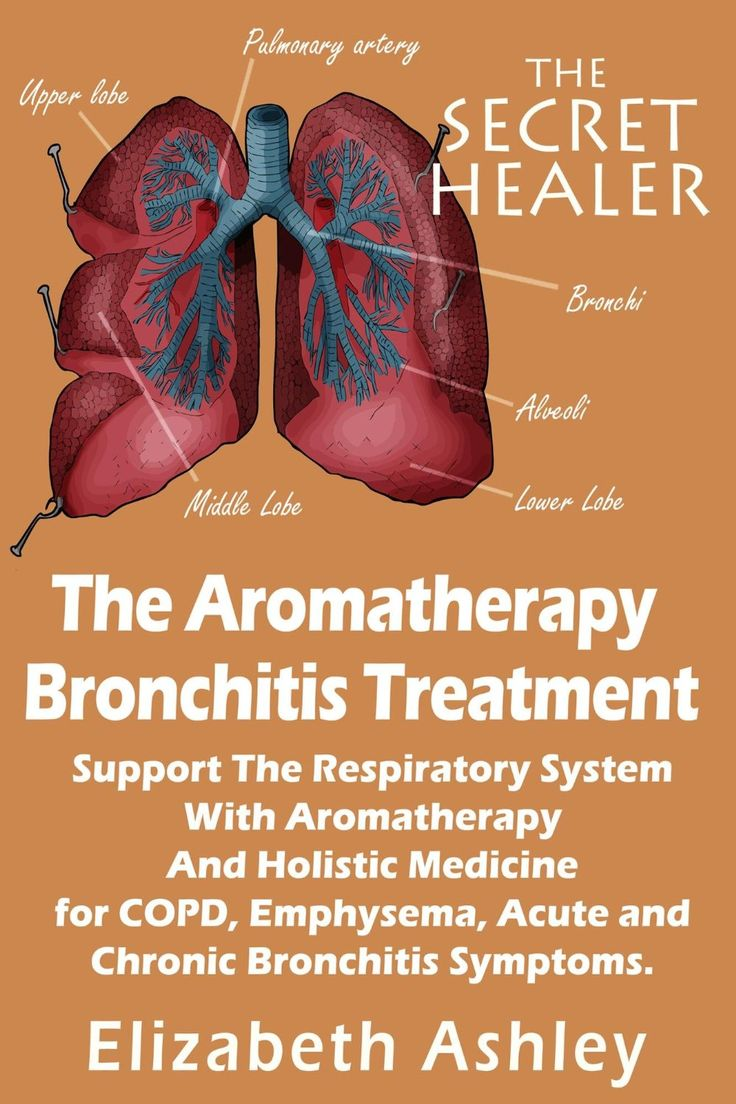 The Aromatherapy Bronchitis Treatment: Support the Respiratory System with Essential Oils and Holistic Medicine for COPD, Emphysema, Acute and Chronic Bronchitis Symptoms (The Secret Healer Book 6) eBook: Elizabeth Ashley: Amazon.co.uk: Kindle Store