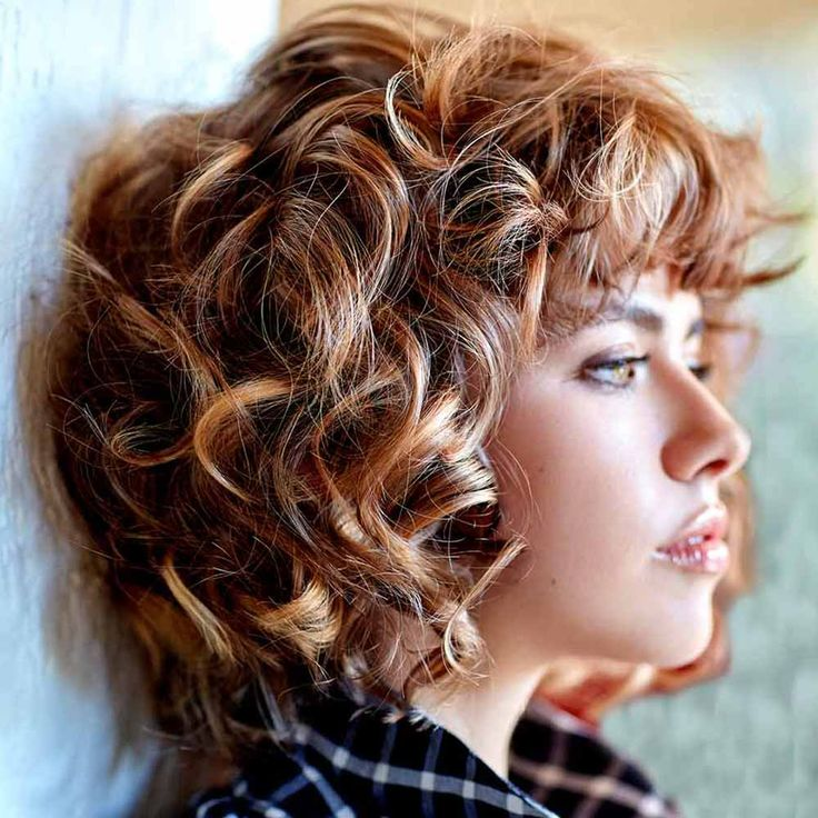 Tagli capelli ricci 2020 corti, medi, lunghi: Tendenze ...