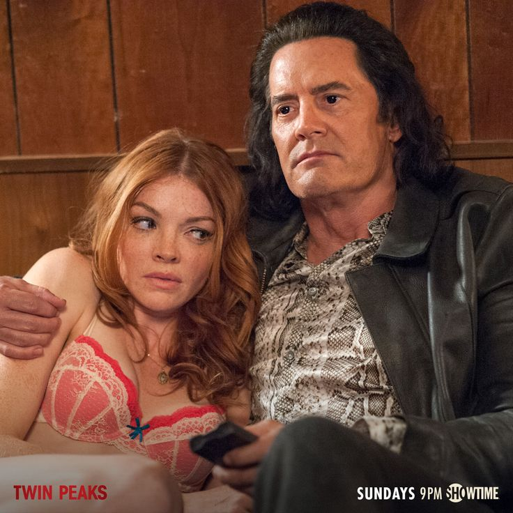 Twin Peaks S3 Part 2: The stars turn and a time presents itself.