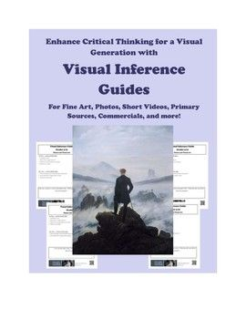 Free - Use these guides to explore all things visual-from fine art to historical primary sources, from poetic videos to kids' cartoons and from public service posters to visual instruction guides. These guides are designed to generate discussion, insight, inferences, and deeper