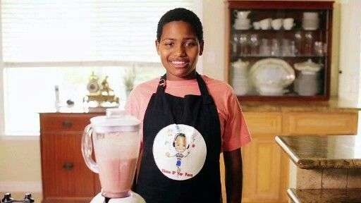 GE Appliances introduces Chase, a 13-year-old with his own cooking show. http://t.co/NMAji78MWV #OurAmericanKitchen