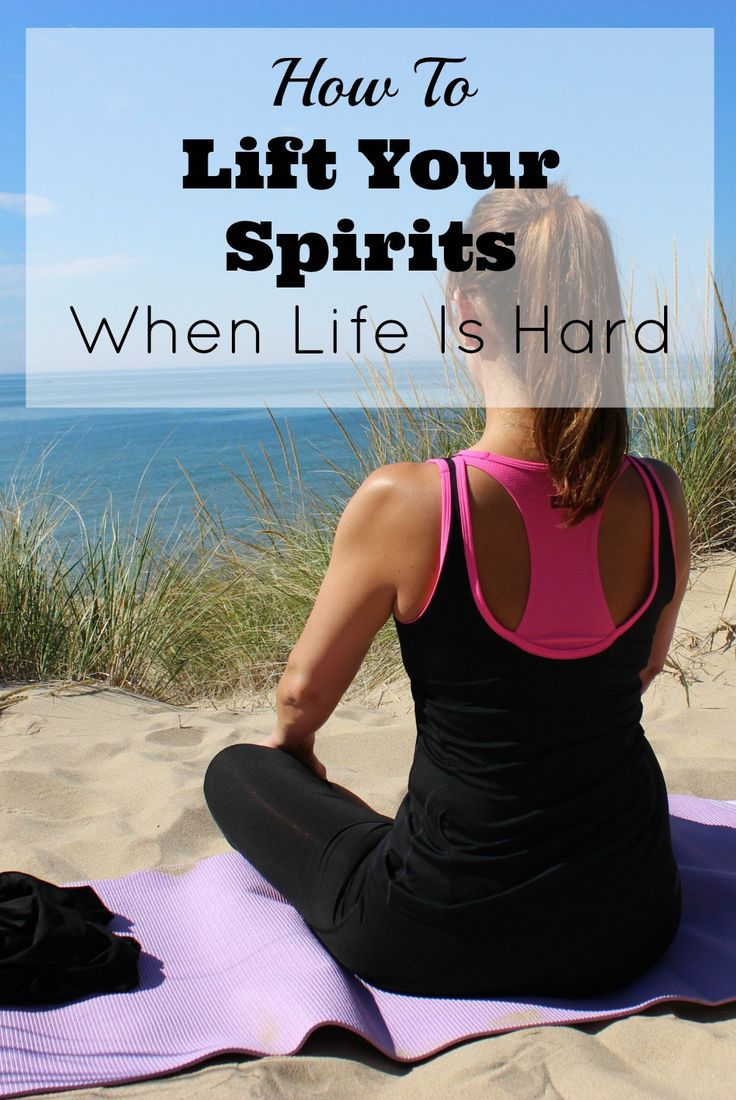 In a challenging season of life?  This is a MUST read.  We all know life can be hard, but there are some practical ways that you can recapture your joy and lift your spirits. Read now or make sure to pin for later.