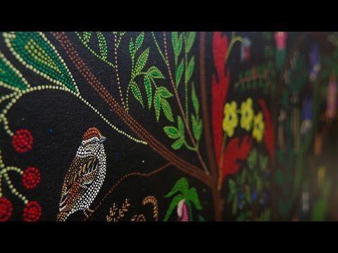 (21) The Flower Beadwork People - YouTube