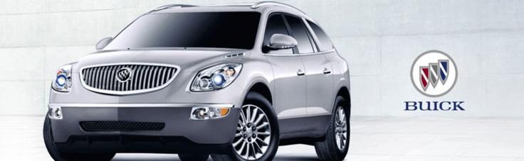 Vendita ed importazione veicoli Buick. Assistenza e Ricambi auto americane.