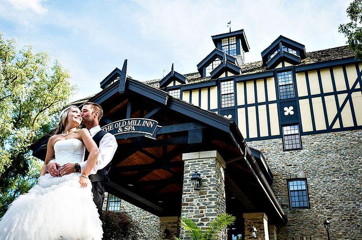 Old Mill Inn Wedding, Toronto, Old Mill Wedding Photography #OldMill