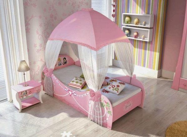 cama de princesa pura magia