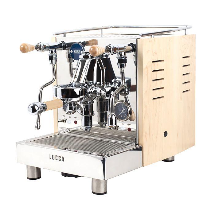 Clive Coffee: LUCCA M58 Espresso Machine by Quick Mill