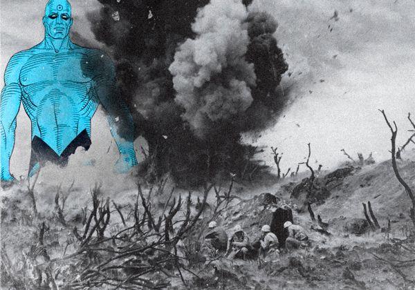 War Photography X Vintage Comics Project #ButcherBilly by Butcher Billy, via Behance