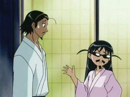 school rumble tenma and harima  ..and so I died laughing at hilarious scene!