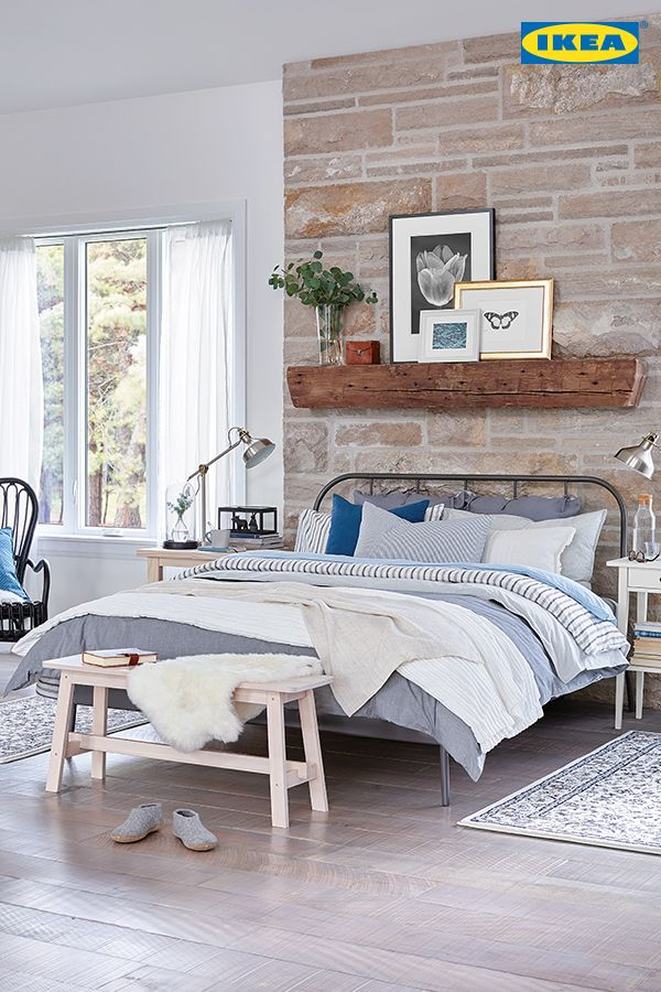 Dream bigger! The Bedroom Event is on now, with 15% OFF all bed frames. February 6-27. SHOP NOW