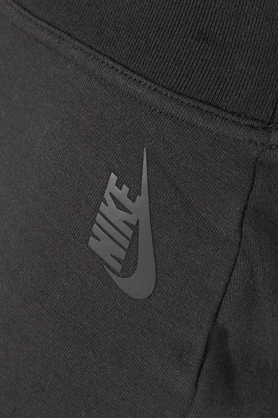 Nike - Nikelab Essentials French Stretch-cotton Terry Skirt - Black - x small