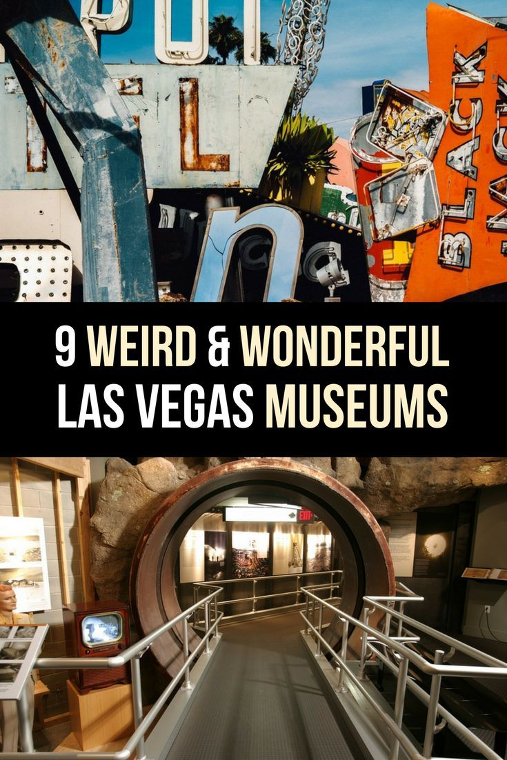 Las Vegas is home to more than just raucous parties and poker tables! Check  out