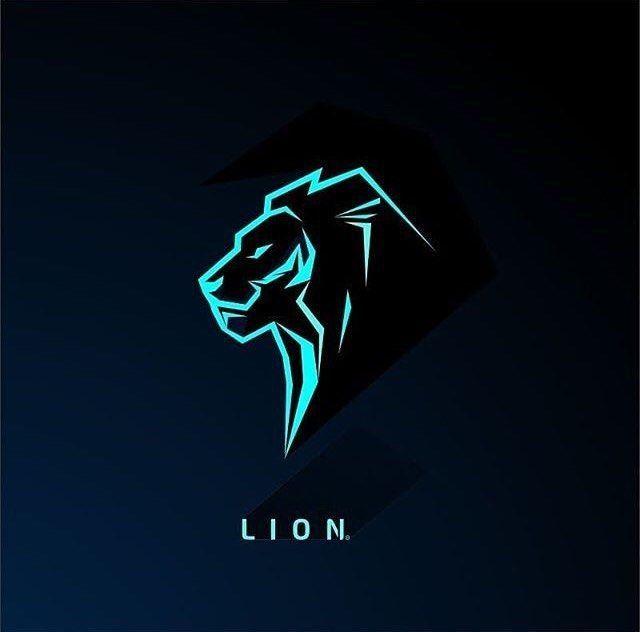 Bewerten Sie diesen Entwurf unter 10. Folgen Sie LogoMakers für mehr ⠀. Logo Folgen Sie LogoMakers … lion logo