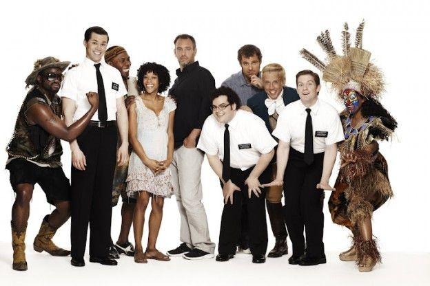 The Book Of Mormon  08/26/2012 8:00PM  Eugene O'Neill Theatre  New York, NY