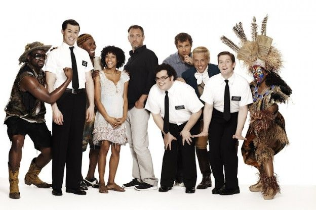 The Book Of Mormon  08/26/2012 8:00PM  Eugene O'Neill Theatre  New York, NY