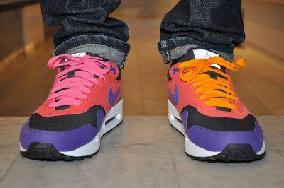 Six Feet Down: Nike ACG Air Max 1!!