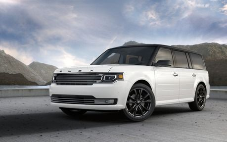 2017 Ford Flex - Tests, news, photos, videos and wallpapers - The Car Guide