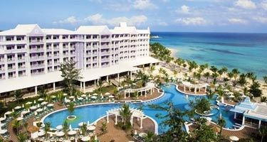 Riu Ocho Rios resort, Jamaica