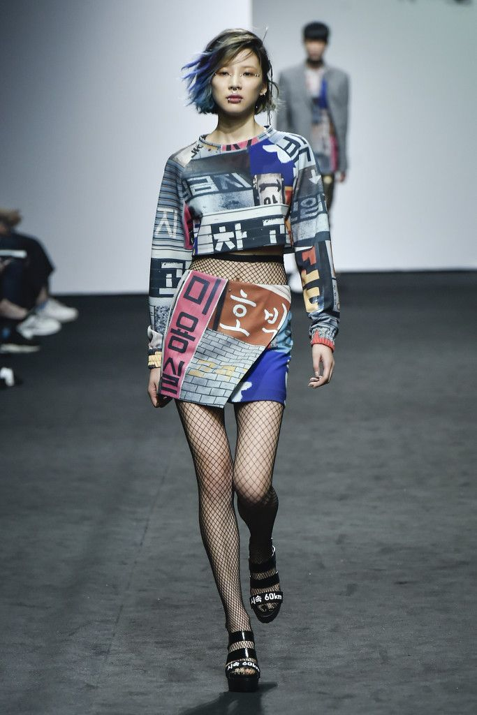 Jin Kyung Fashion Week Sexy