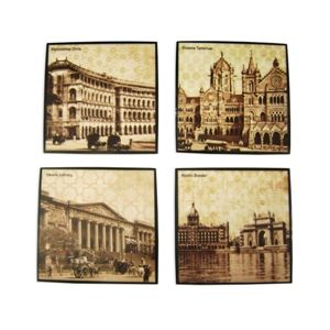 Acrylic Coasters - Once upon a Time in Bombay.#mothersdaysale