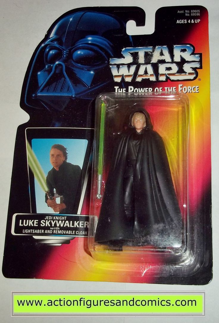 STAR WARS POWER OF THE FORCE POTF ViINTAGE ACTION FIGURES 1990/'s Free Shipping