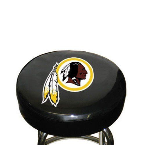 Washington REDSKINS NFL Football Vinyl BAR STOOL COVER New by Fremont Die The
