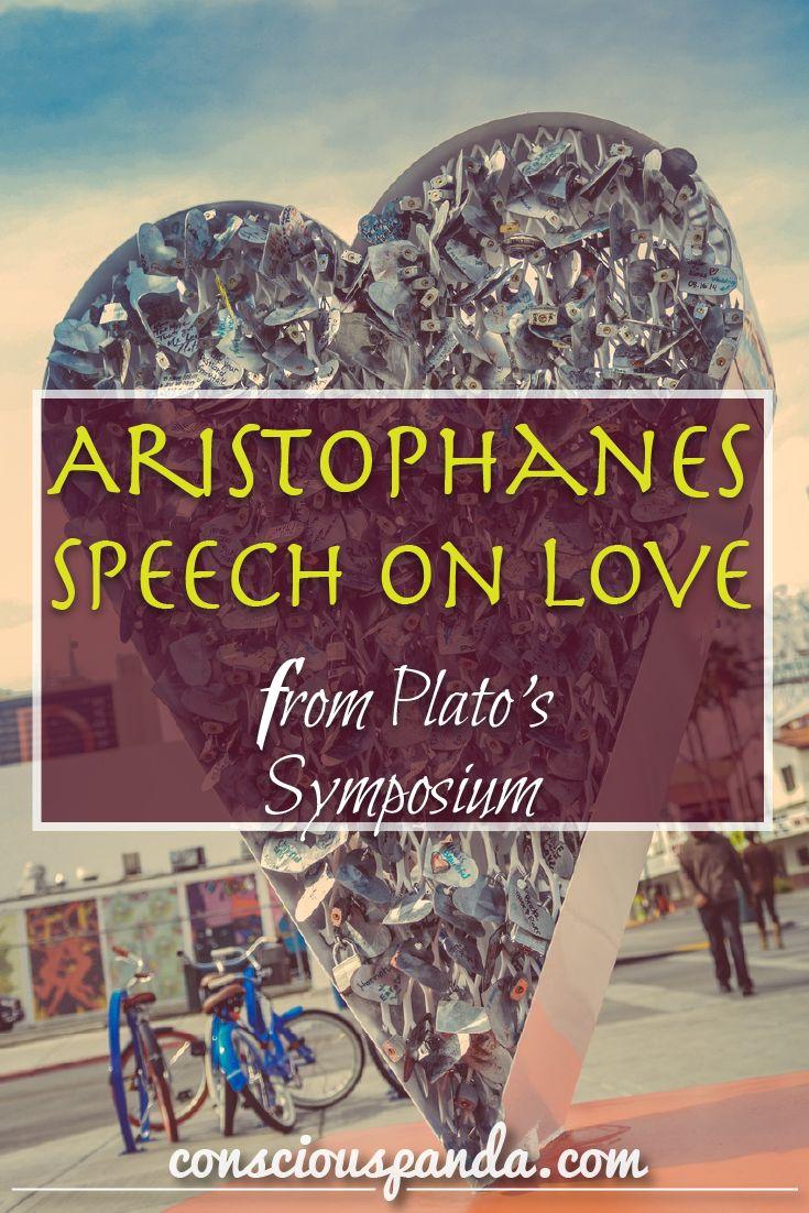 Aristophanes Speech on Love