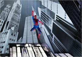 Spiderman Turn Off the Dark: the Broadway Musical