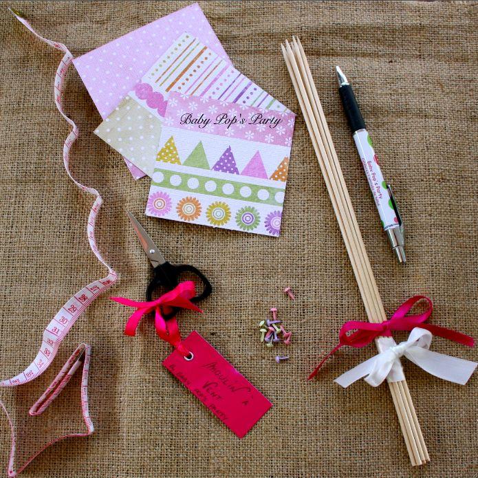 {Le jeudi, je DIY} petits moulins à vent… | So Lovely Moments : Love, Life & Co.