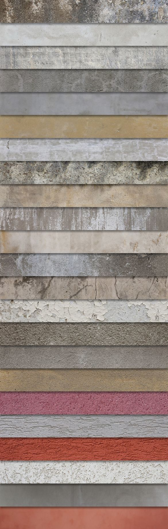 Plaster and Concrete Textures... and they're free to download!