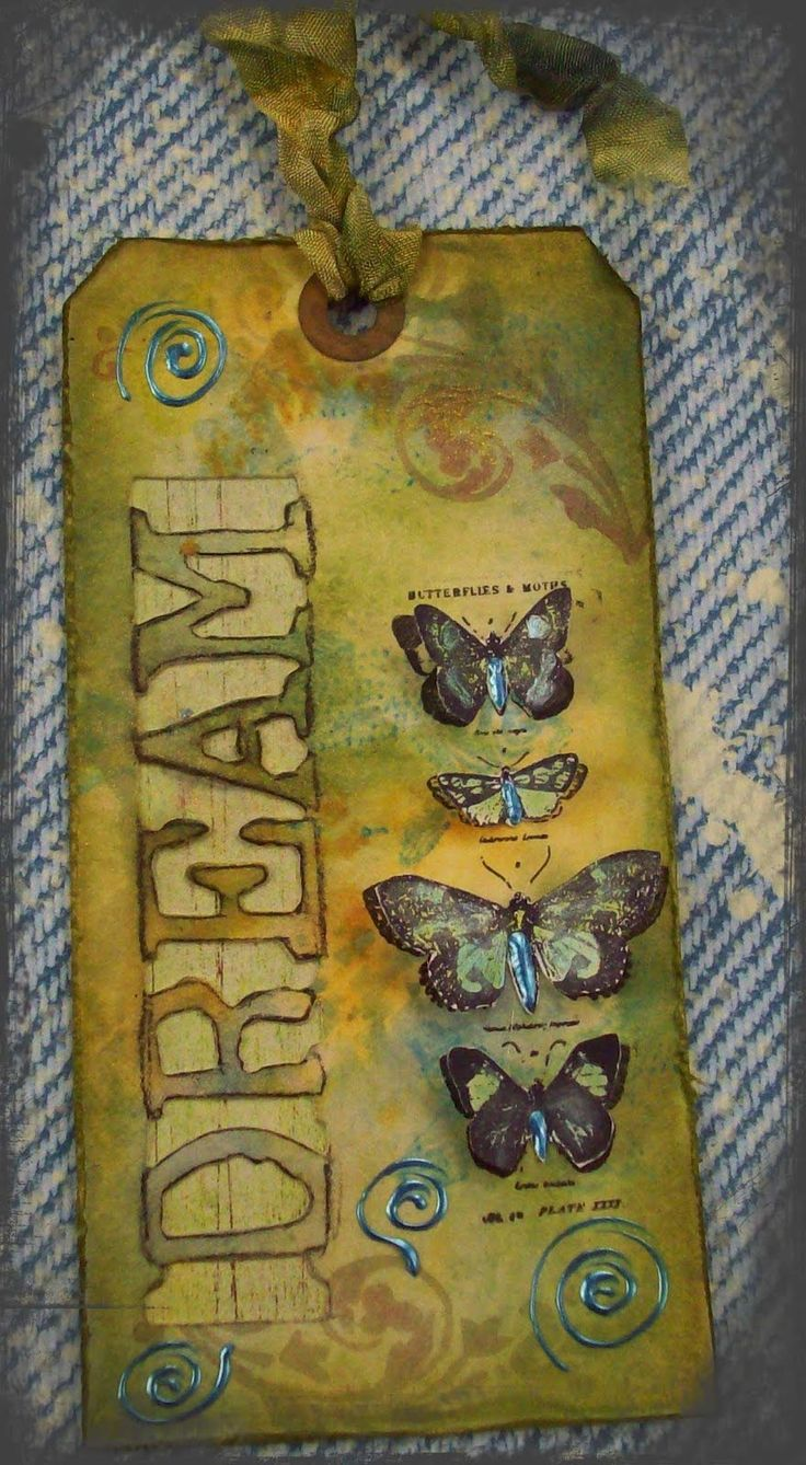 stamp2cut butterflies and movers and shapers - dream die