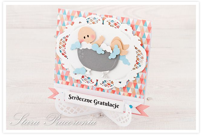 Kartki ręcznie robione, kartka ręcznie robiona, scrapbooking, cardmaking www.starapracownia.blogspot.com www.facebook.com/starapracownia