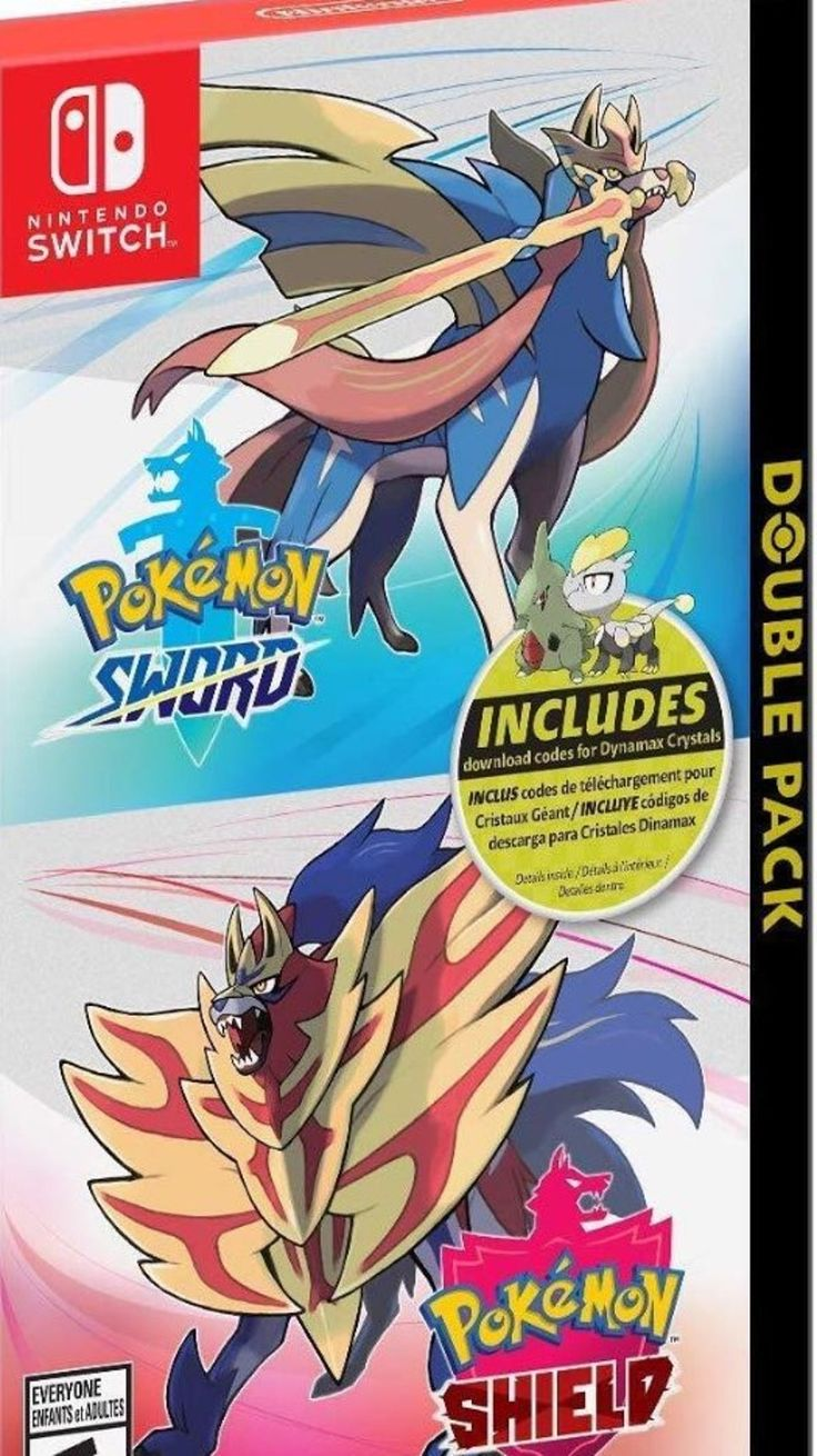 Pokemon sword and shield in 2020 nintendo switch