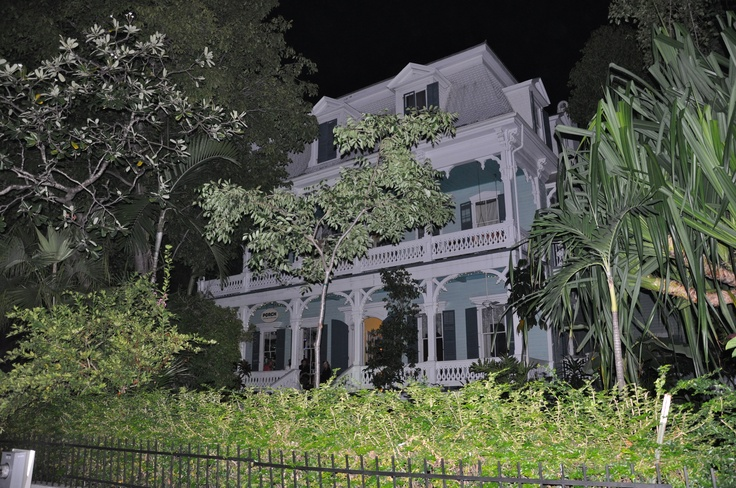 Haunted House Tour In Key West