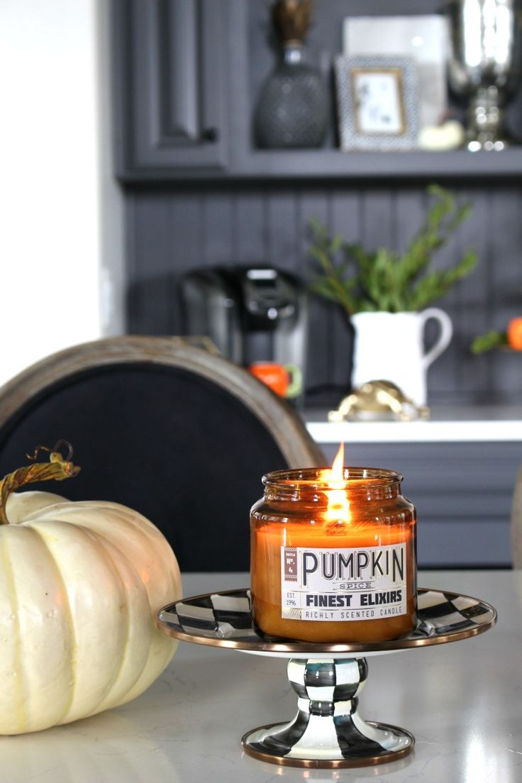 Modern Fall Decorating Ideas Part - 30: A Beautiful, Modern Fall Home Tour Filled With Autumn Scents, Colors And  Traditions Of