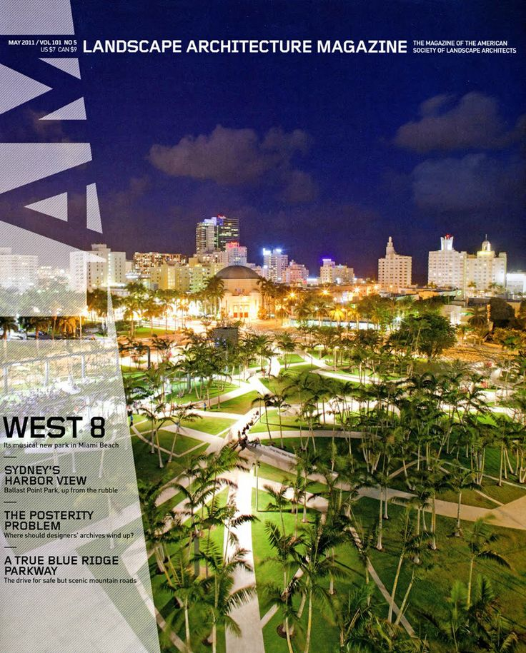 29 best images about landscape architecture magazine on for D architecture magazine
