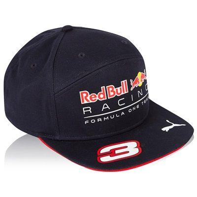 Red Bull Racing 2017 Replica Ricciardo Cap