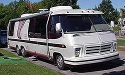 GMC motorhome: remembering a classic