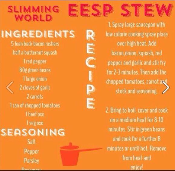 Slimming world EESP Stew