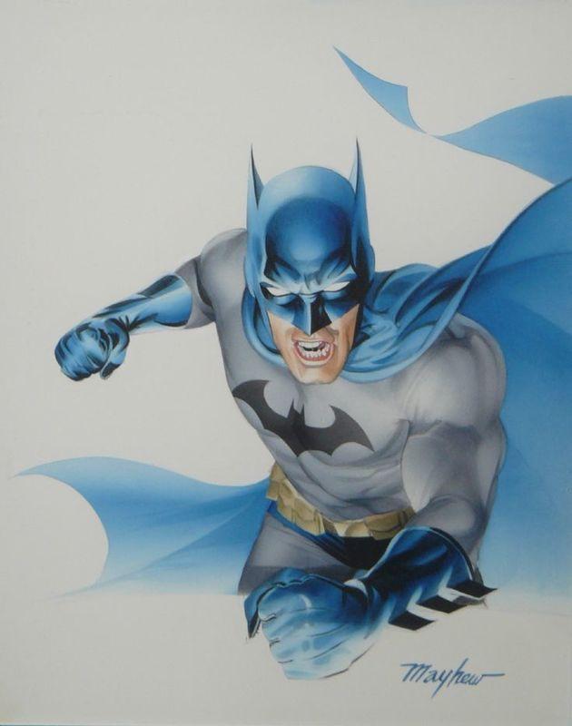 Batman by Mike Mayhew