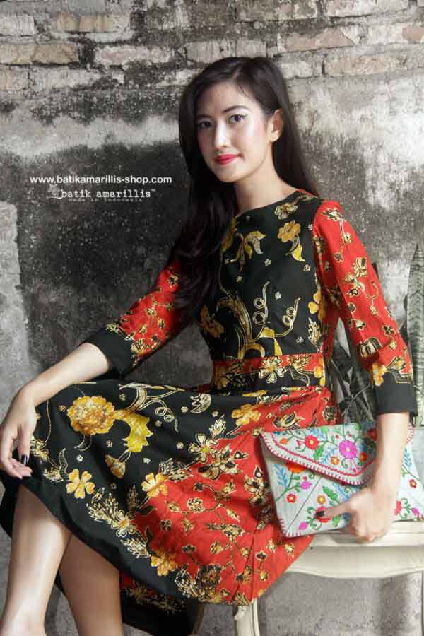 Batik Amarillis Made in Indonesia. Batik Amarillis's frida clutch Our super Chic…