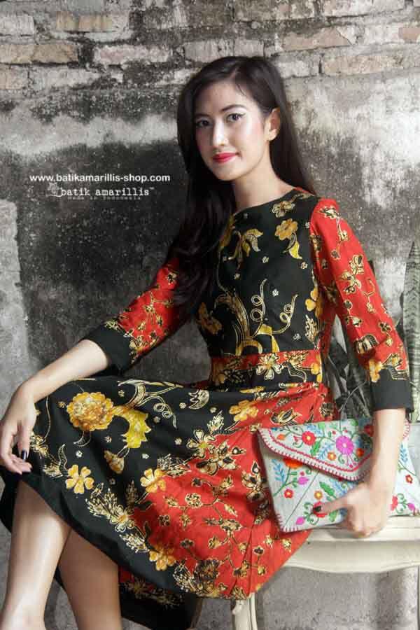 Batik Amarillis Made in Indonesia. Batik Amarillis's frida clutch Our super Chic…