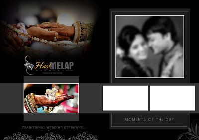Indian Wedding Album Cover Design 17x24 Psd Templates Ty Wedding