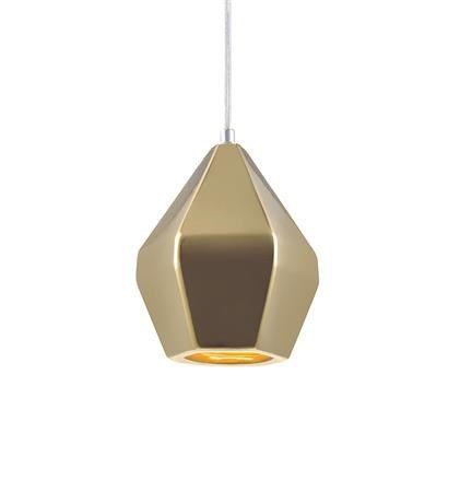 Markslöjd Ruby Pendel 1L Guld Belysningsdesign.se