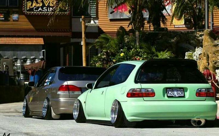 Honda hatchback tuning