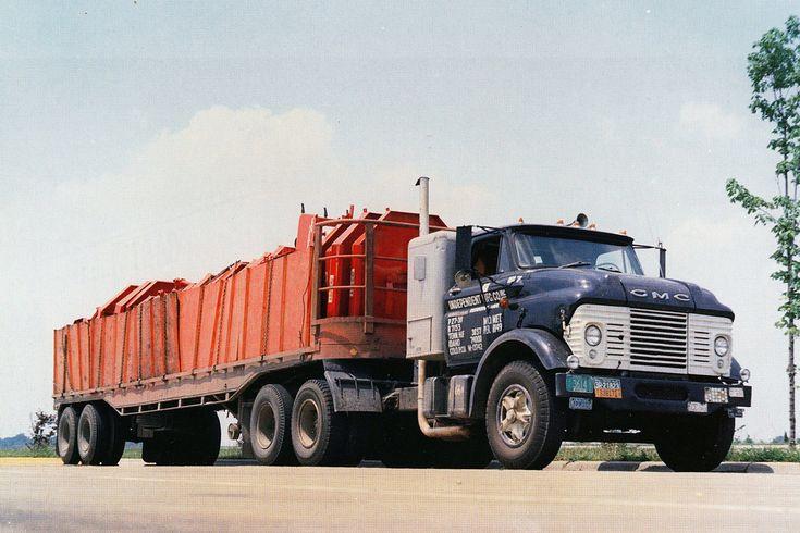 GMC DFW-7000 | Flickr - Photo Sharing! | Class 8 Trucks ...