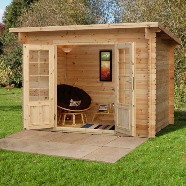 hartwood 3m x 2m aston log cabin httpwwwsheds